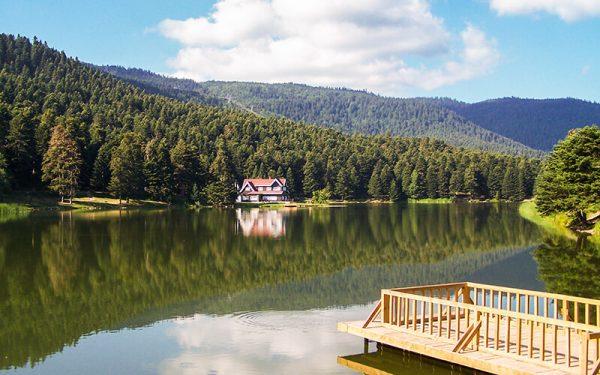 Günübirlik Abant Gölcük Cennet Gölü Doğa Turu