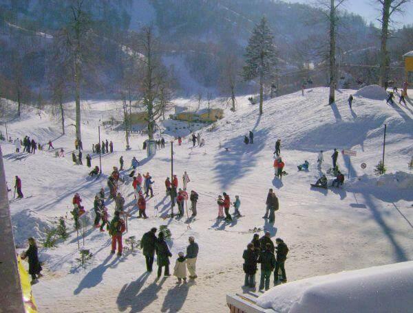 Günübirlik Kartepe Kayak Turu Yemekli